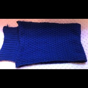 Forever 21 Blue Knit Scarf